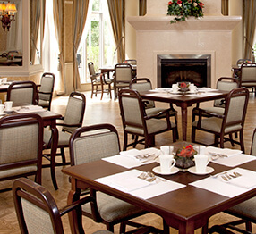 Senior Living Furniture Case Studies VIEW ALL