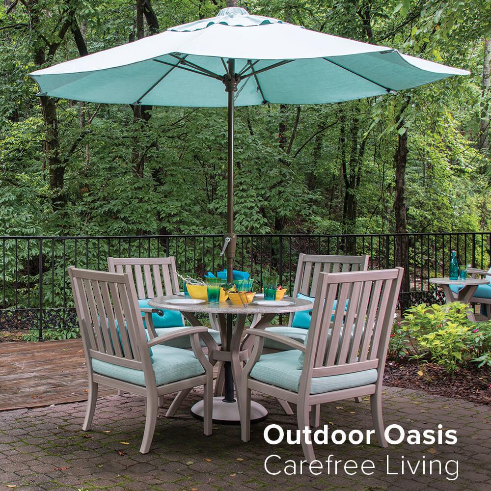 Outdoor Patio Furniture For Seniors: Durable & Comfortable Senior Furniture: Furniture For Elderly