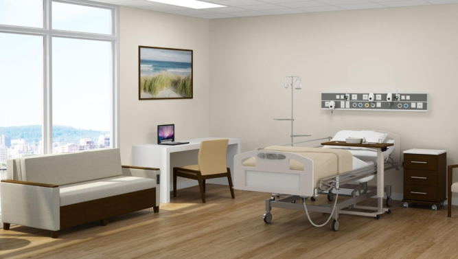 GetWell Patient Room & Home | Kwalu