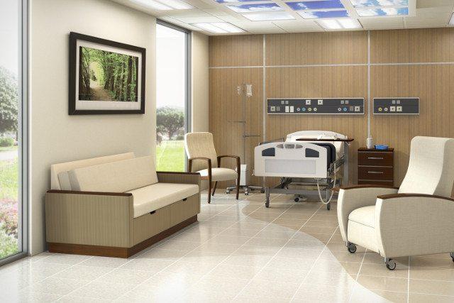 Modern Design Ideas for Healthcare Centers | Kwalu