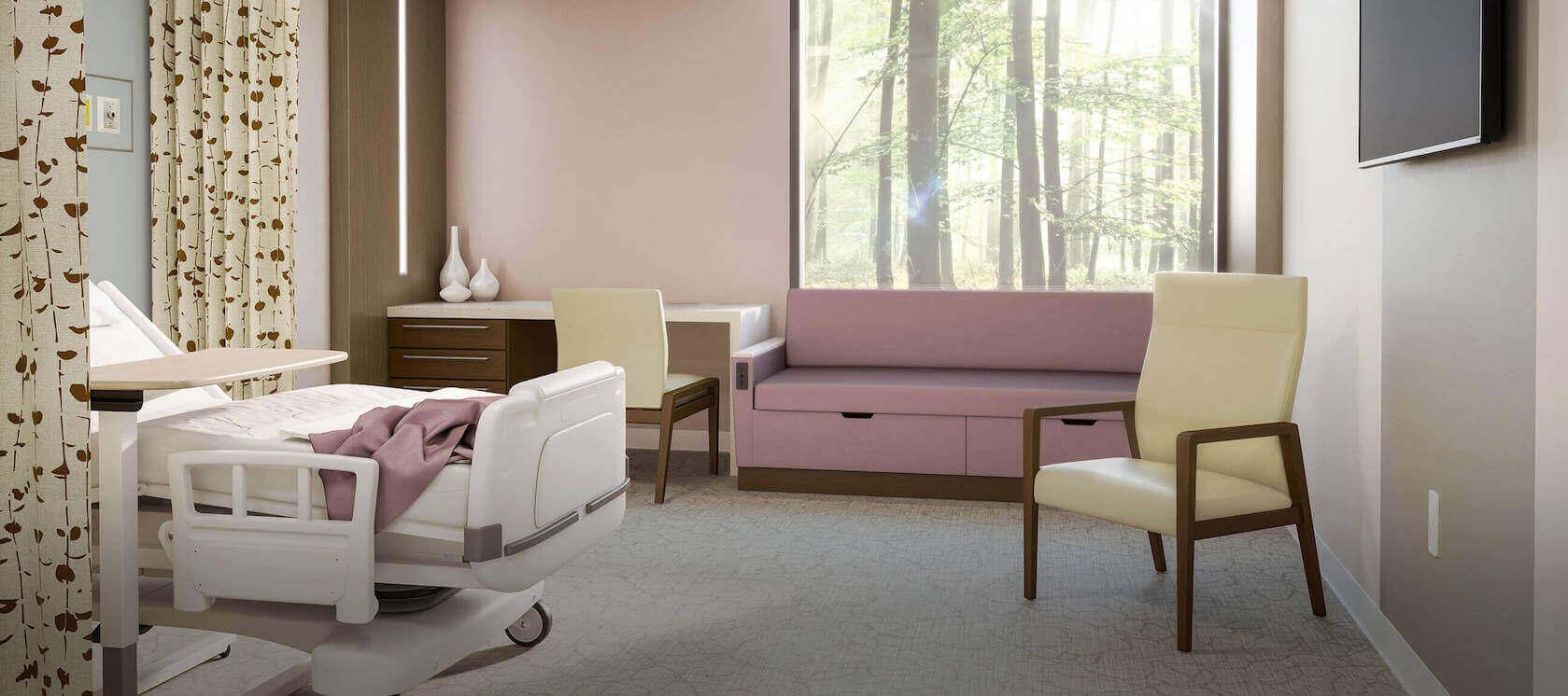 GetWell Patient Room