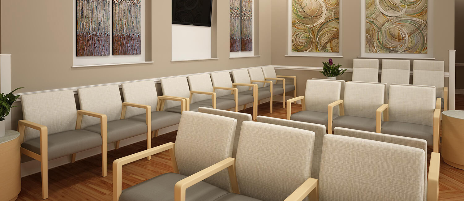 Medical Clinic Furniture For Hospitals Outpatient Environments