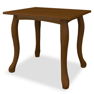 Kwalu product: Victoria End Table