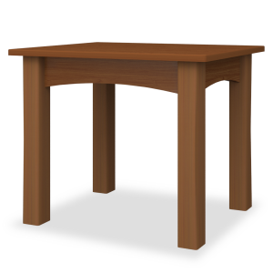 Kwalu product: Edward End Table