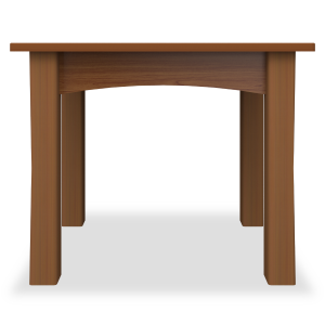 Kwalu product: Edward End Table