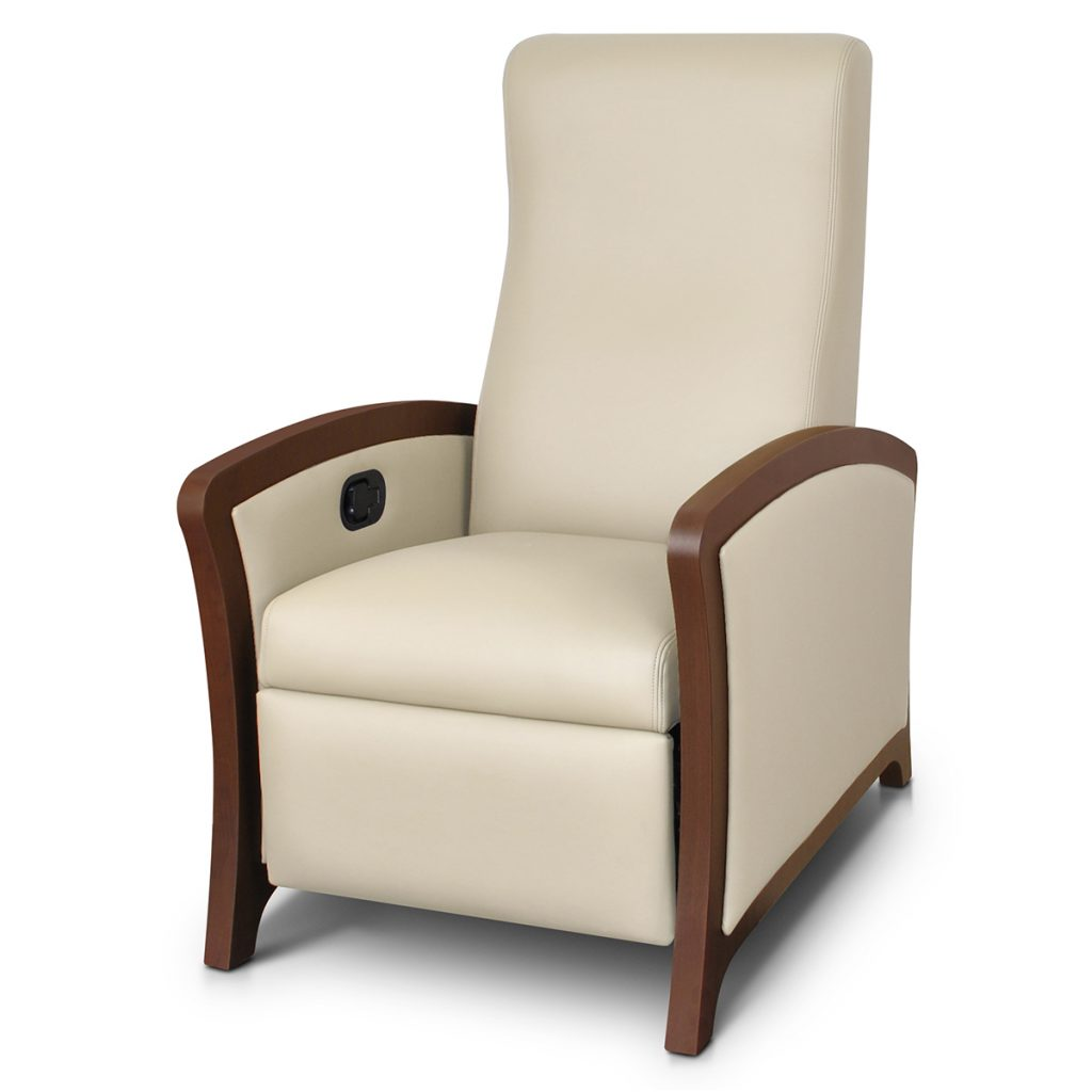 Salerno Sleepover Recliner - Kwalu