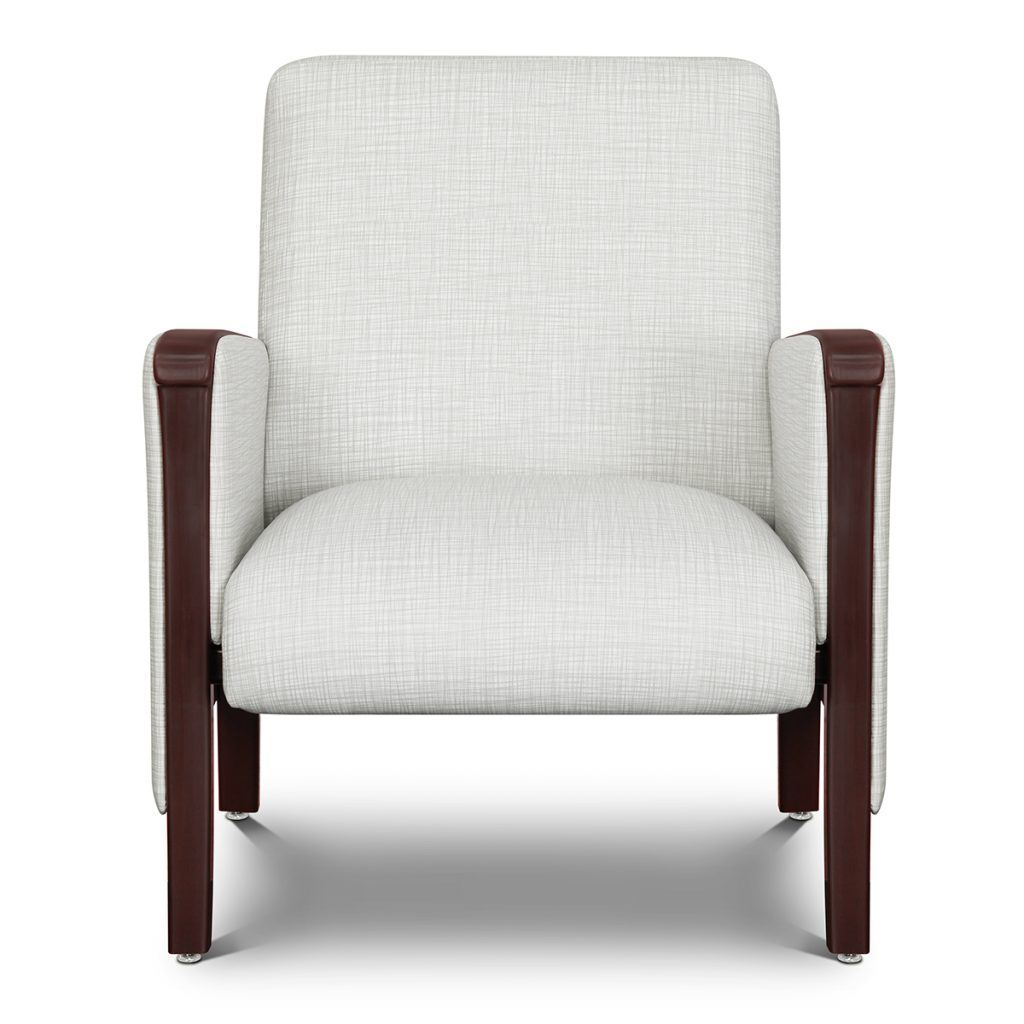 Ampio Bariatric Upholstered Arms - Kwalu
