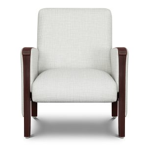 Kwalu product: Ampio Bariatric Upholstered Arms