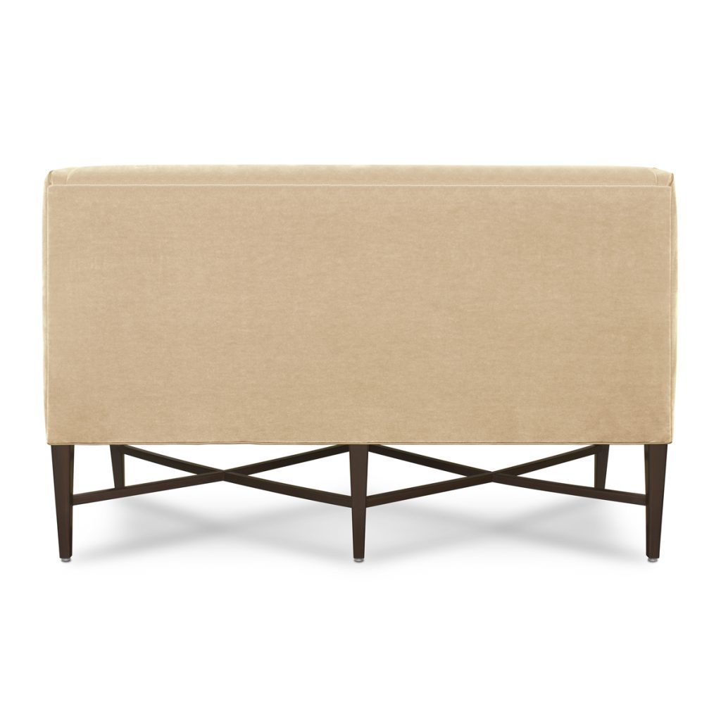Antillo Bench – With Back - Kwalu