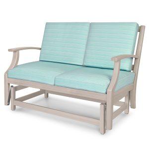 Kwalu product: Arezzo Glider Love Seat