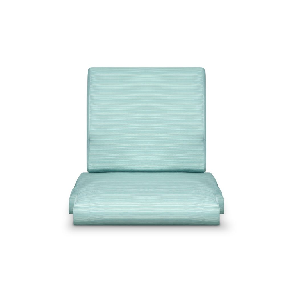 Arezzo Glider Seat / Back Cushion - Kwalu