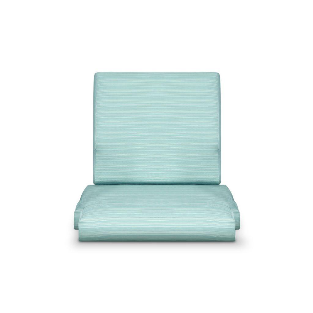 Arezzo Lounge Seat / Back Cushion - Kwalu