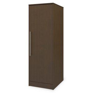 Kwalu product: Auburn Single Wardrobe, No Drawers, 1 Door