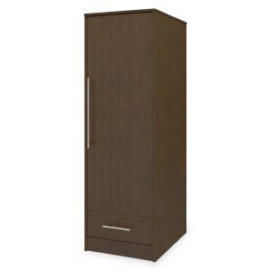 Kwalu product: Auburn Single Wardrobe, 1 Drawer, 1 Door