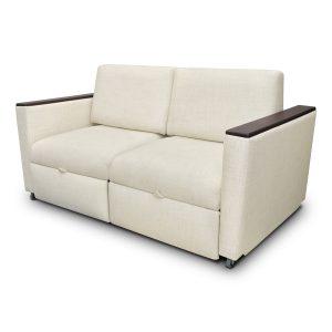 Kwalu product: Carrara Sleepover Love Seat