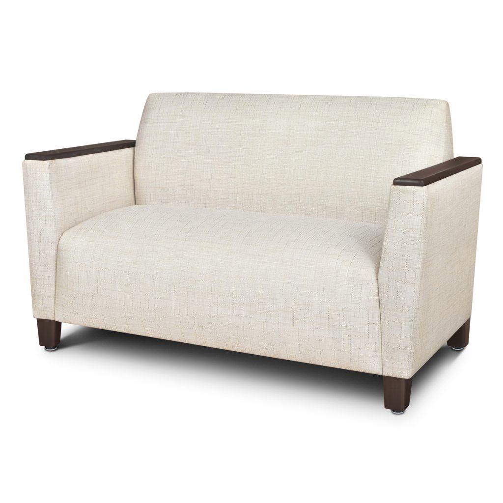 Carrara Love Seat - Kwalu