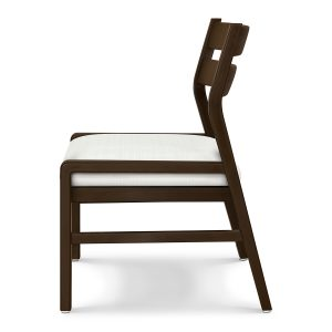 Kwalu product: Caterina Guest – Slat Back Armless