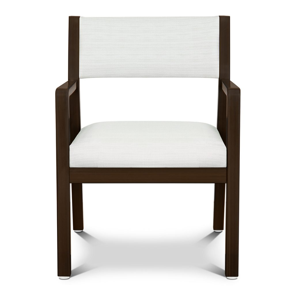 Caterina Guest Upholstered Back - Kwalu