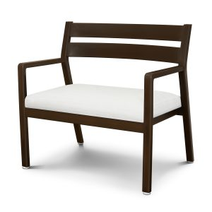 Kwalu product: Caterina Bariatric Guest – Slat Back