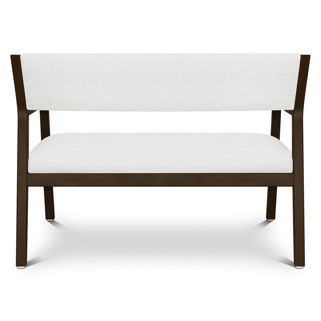 Caterina Bariatric Guest – 46W Upholstered Back - Kwalu