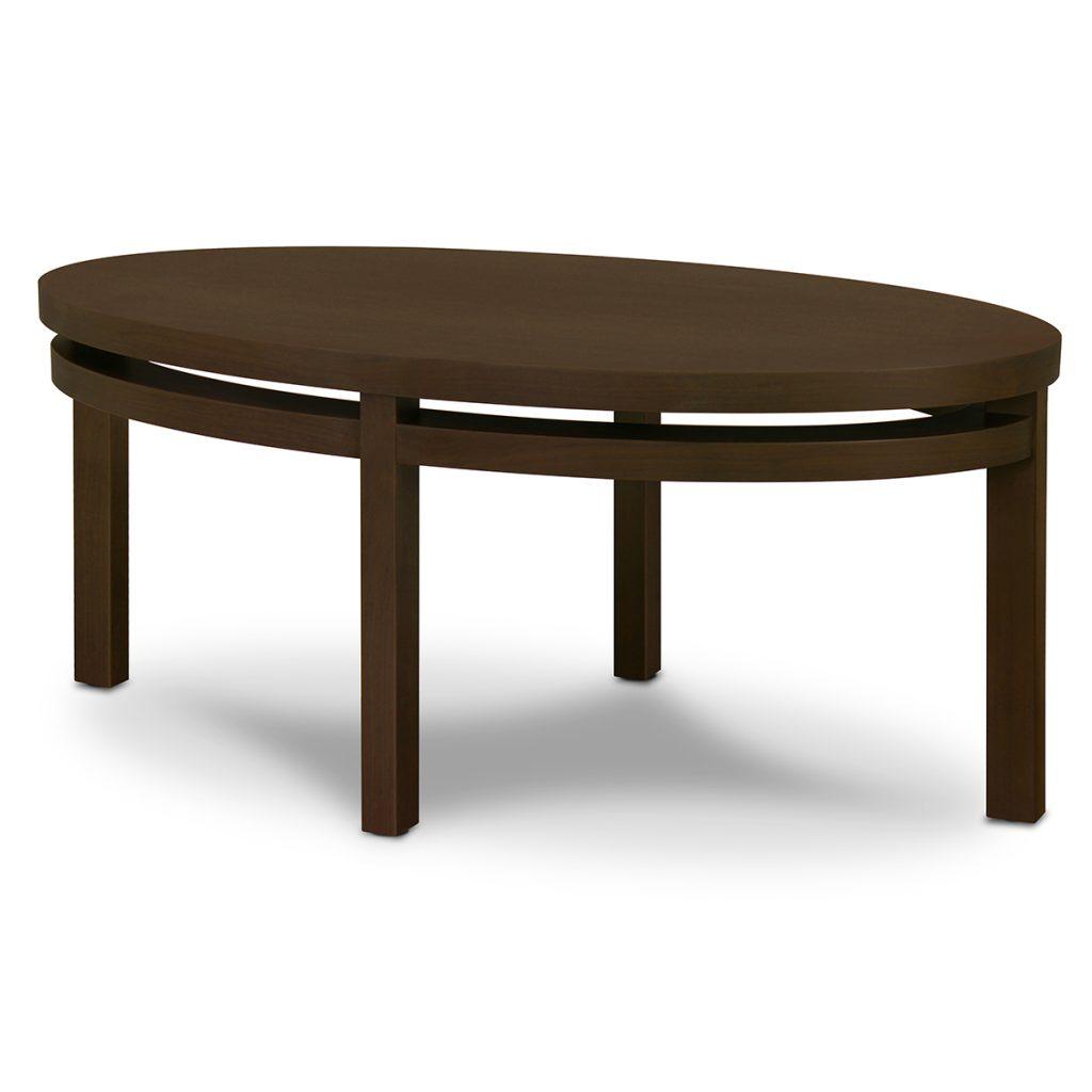 Caterina Oval Coffee Table - Kwalu