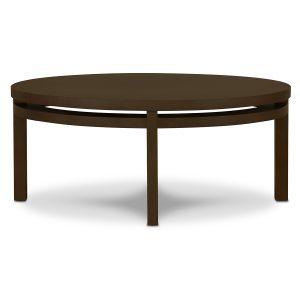 Kwalu product: Caterina Oval Coffee Table