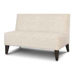 Kwalu product: Delfini Wallsaver Love Seat