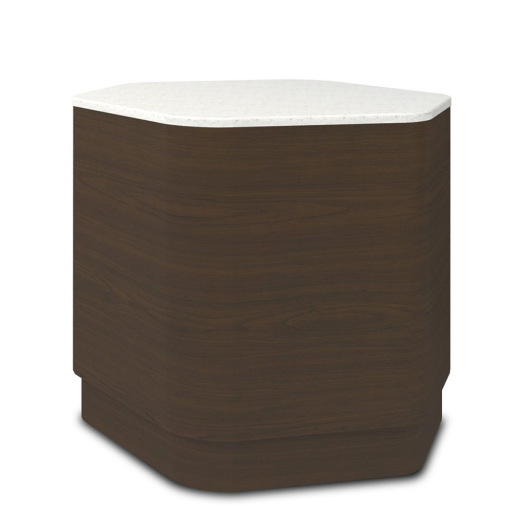 Diamante End Table - Kwalu