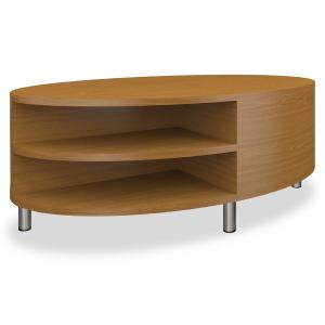 Kwalu product: Formosa Oval Coffee Table