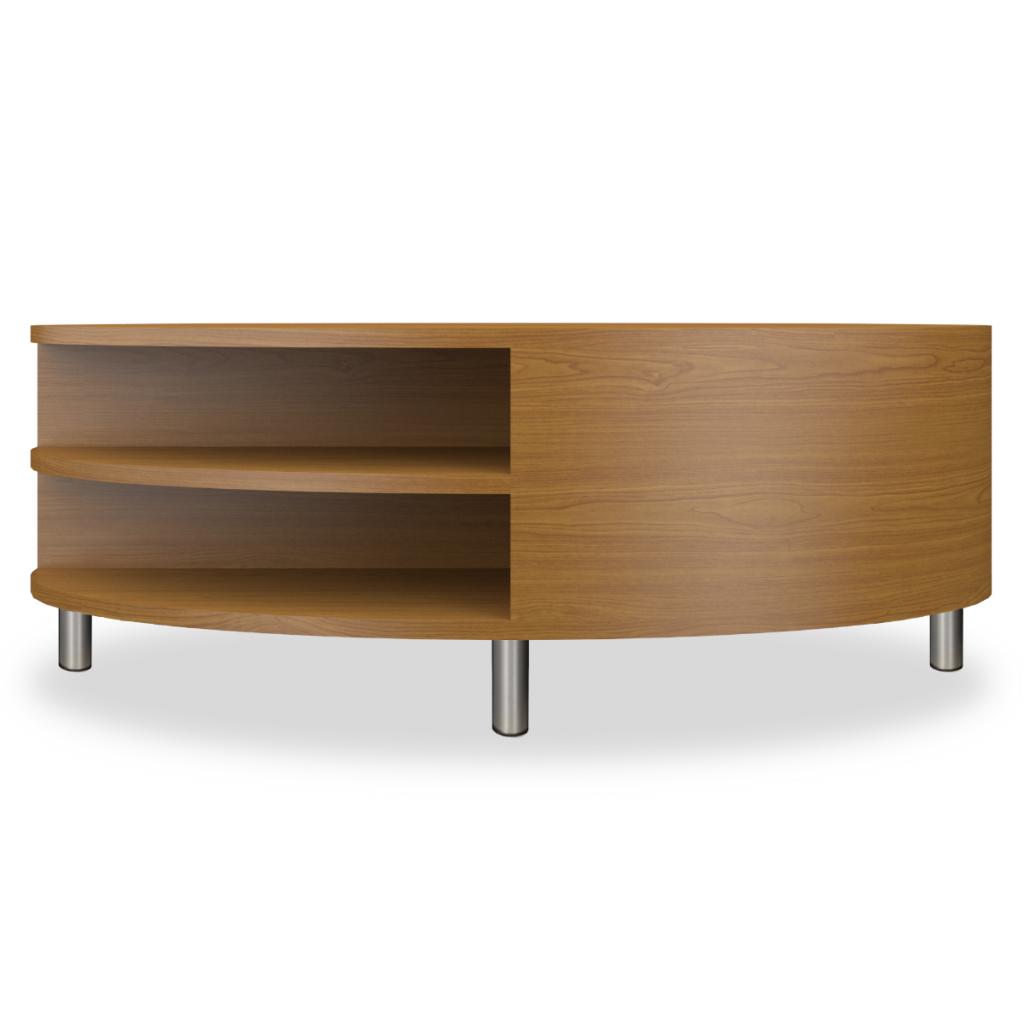Formosa Oval Coffee Table - Kwalu