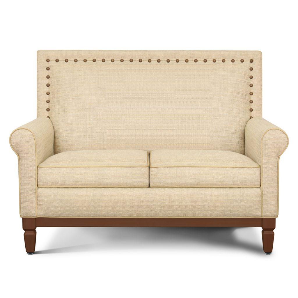 Gandino Love Seat - Kwalu
