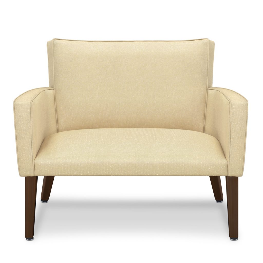Presidio Love Seat - Kwalu