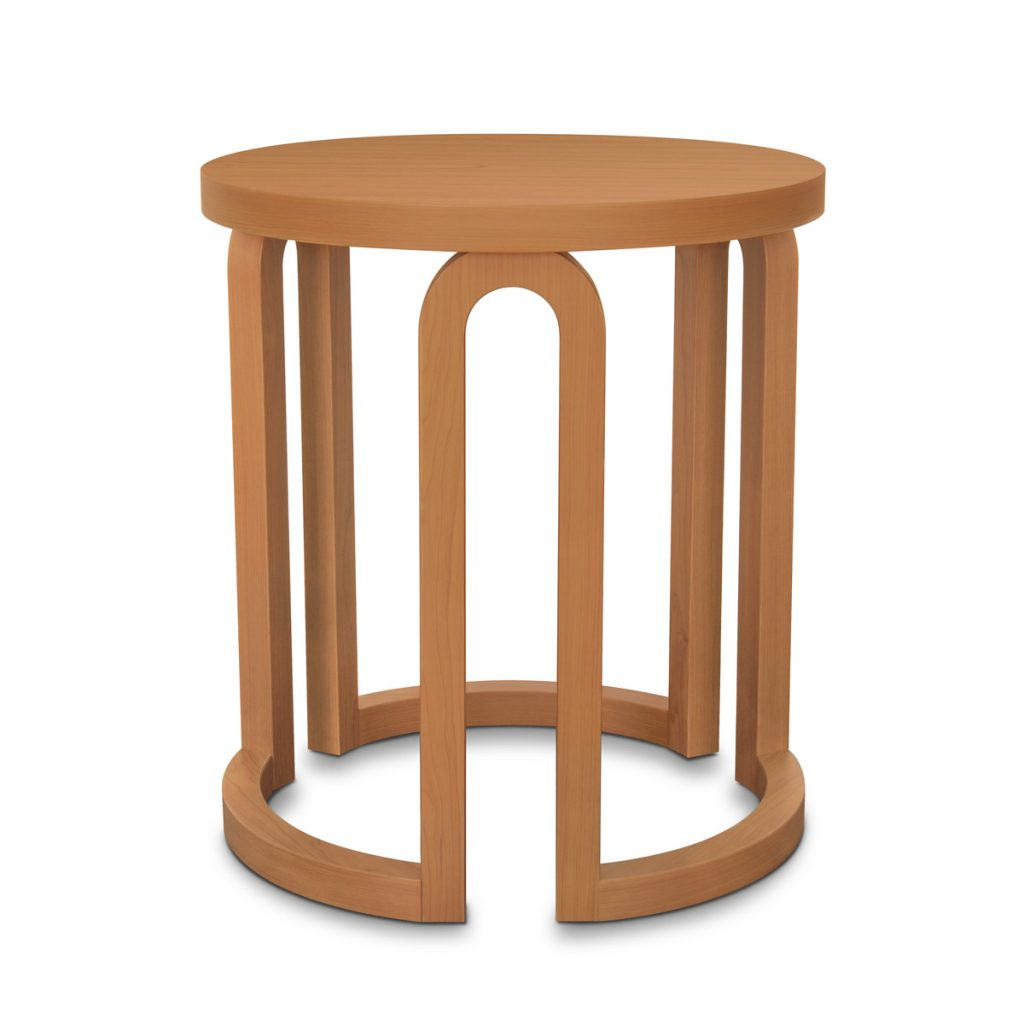 Roletto End Table - Kwalu