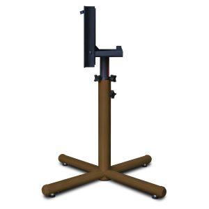Kwalu product: Adjustable Ht. & Tilt Top Base