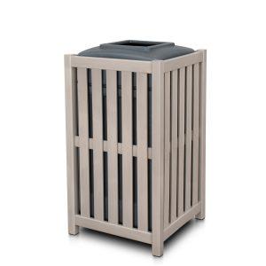 Kwalu product: Vivaio Trash Receptacle