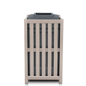 Kwalu product: Vivaio Trash Receptacle