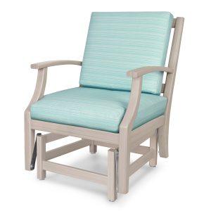 Kwalu product: Arezzo Glider Chair