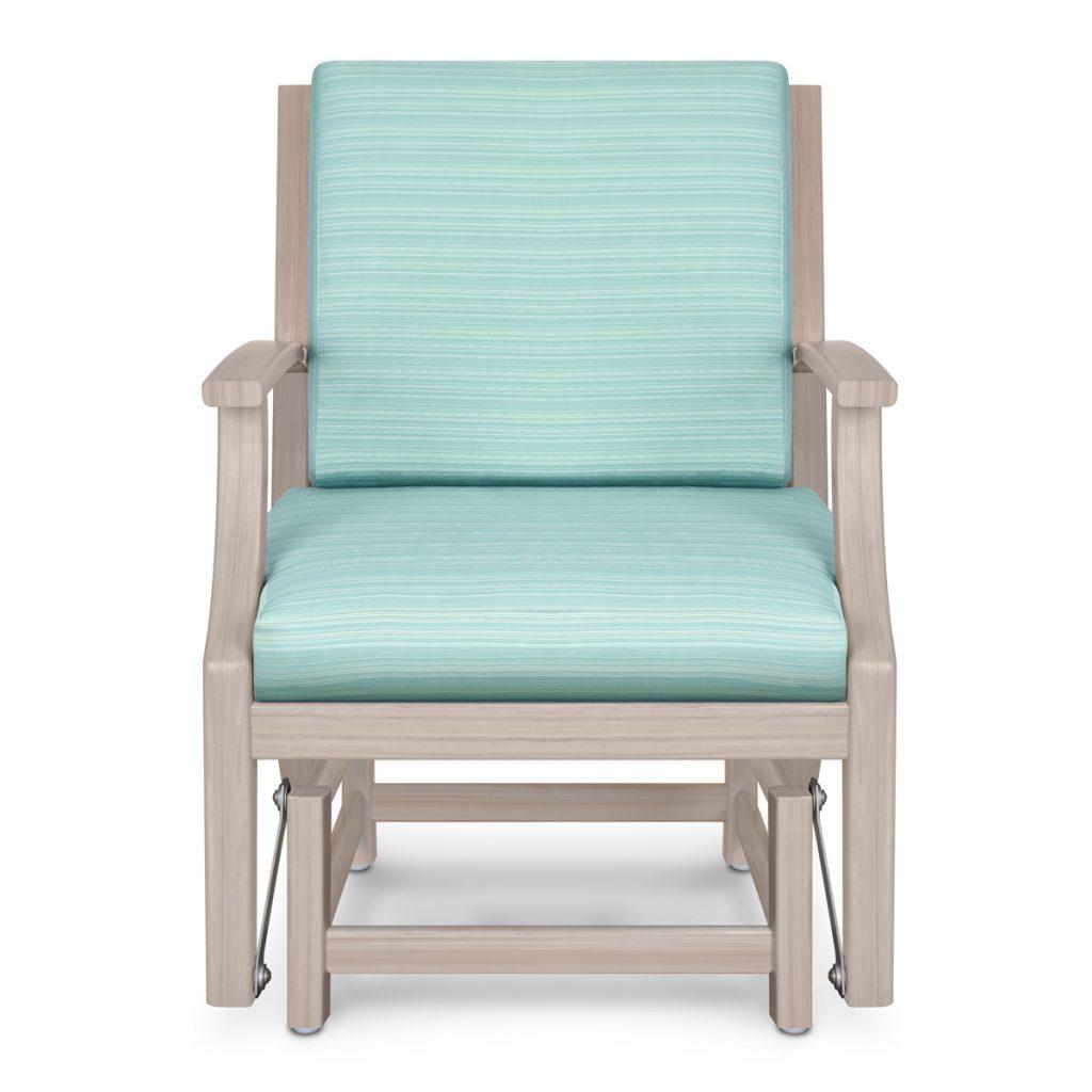 Arezzo Glider Chair - Kwalu