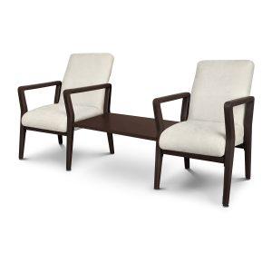 Kwalu product: Carrara Center Linking Table