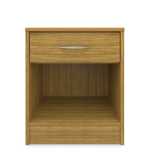 Kwalu product: Atlanta Nightstand, 1 Drawer