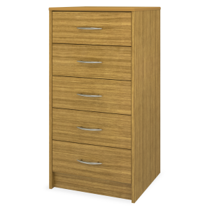 Kwalu product: Atlanta Chest, 5 Drawers