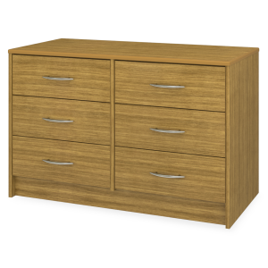 Kwalu product: Atlanta Dresser, 6 Drawers