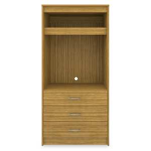 Kwalu product: Atlanta Armoire