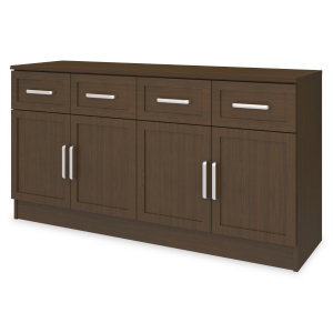 "Kwalu product: Lancaster Media Console with Drawers – 60""W"