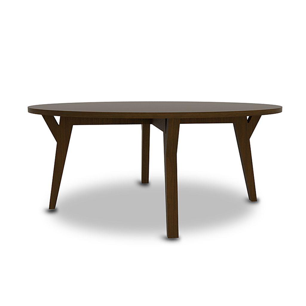 Almese Round Coffee Table - Kwalu