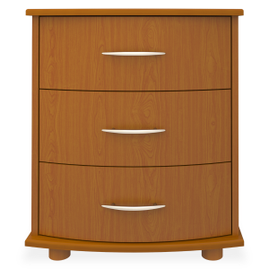 Kwalu product: Camelot Chest, 3 Drawers