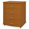 Camelot Chest Wide, 4 Drawers - Kwalu