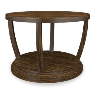 Kwalu product: Castello Round Coffee Table