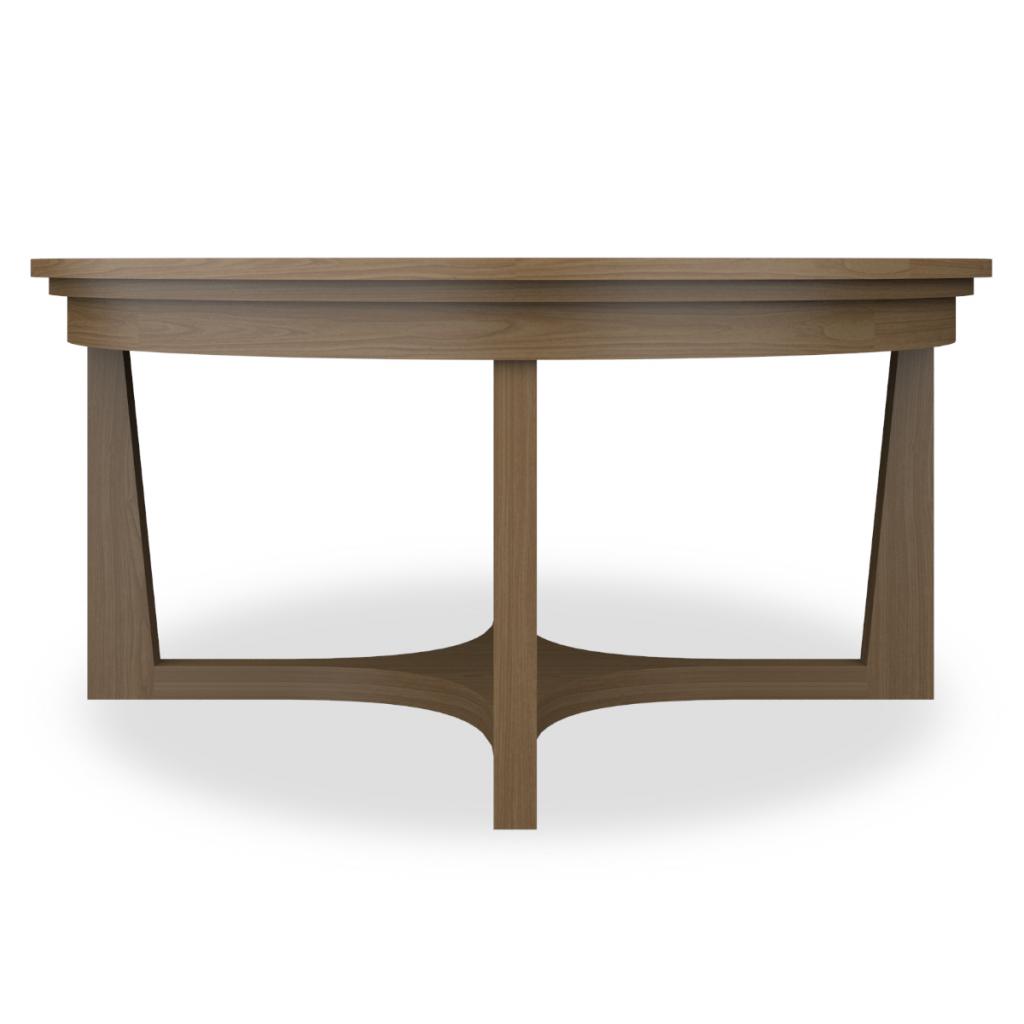 Cortona Round Coffee Table - Kwalu