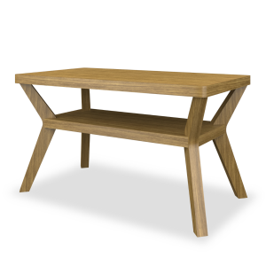 Kwalu product: Carrara II Rectangular Coffee Table